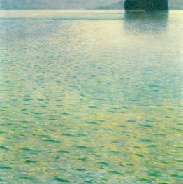 Island in the Attersee